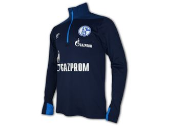 Umbro FC Schalke 04 Training Top Half Zip – Bild 2