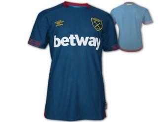 Umbro West Ham United Away Jersey 18/19