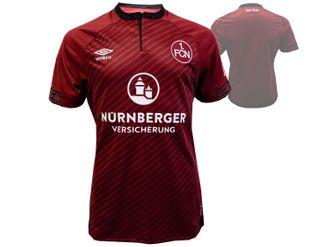 Umbro 1. FC Nürnberg Home Jersey Kinder 18/19 – Bild 1