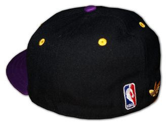 adidas L.A.Lakers Originals Fitted Cap – Bild 5