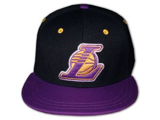 adidas L.A.Lakers Originals Fitted Cap – Bild 3