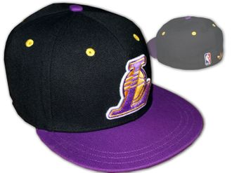 adidas L.A.Lakers Originals Fitted Cap – Bild 1