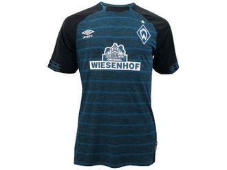 Umbro SV Werder Bremen Away Kinder Jersey 2018/19 – Bild 3