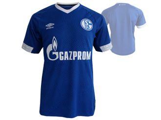 Umbro FC Schalke 04 Home Jersey Kinder 2018/19 – Bild 1