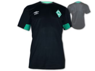 Umbro Werder Bremen Kinder Training Shirt 18/19 – Bild 1