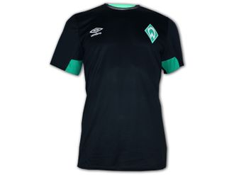Umbro Werder Bremen Kinder Training Shirt 18/19 – Bild 3