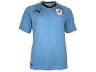 Puma Uruguay Home Jersey – Bild 3
