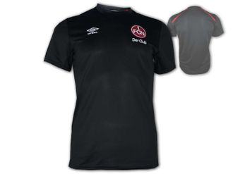 Umbro 1. FC Nürnberg Training Jersey Kinder – Bild 1