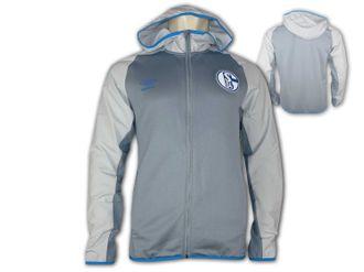 Umbro FC Schalke 04 Kapuzen-Jacke