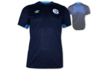 Umbro FC Schalke 04 Kinder Training Jersey – Bild 1