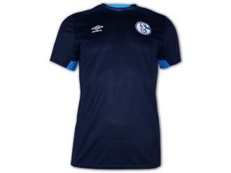 Umbro FC Schalke 04 Kinder Training Jersey – Bild 3
