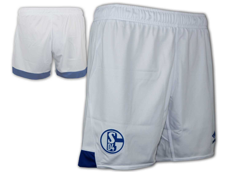 Umbro FC Schalke 04 Home Kinder Short 18/19