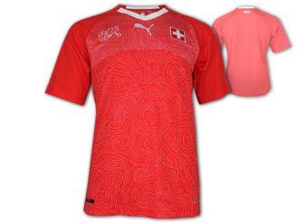 Puma Schweiz Home Jersey