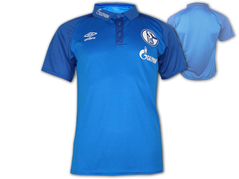 Umbro FC Schalke 04 Polo Jersey
