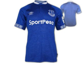 Umbro FC Everton Home Jersey 18/19