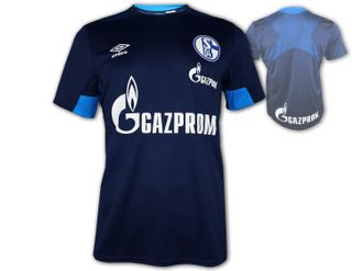 Umbro Schalke 04 Training Jersey 18/19 – Bild 1