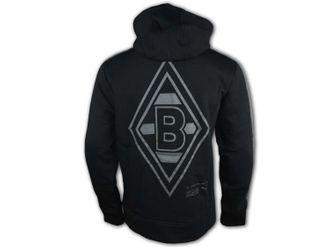 Puma Borussia Mönchengladbach Kapuzensweatshirt – Bild 4