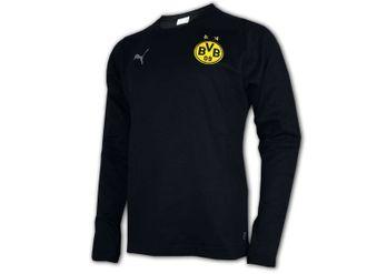 Puma Borussia Dortmund Casual Sweatshirt – Bild 2