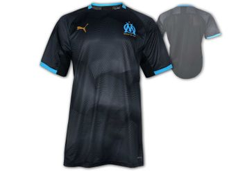 Puma Olympique Marseille Graphic Jersey
