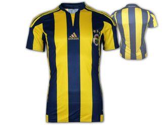 adidas Fenerbahce Istanbul Home Trikot