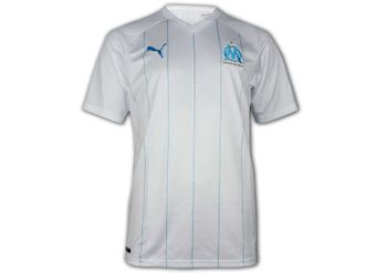 Puma Olympique Marseille Home Shirt 19/20 – Bild 3