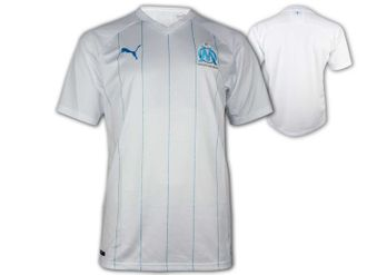 Puma Olympique Marseille Home Shirt 19/20