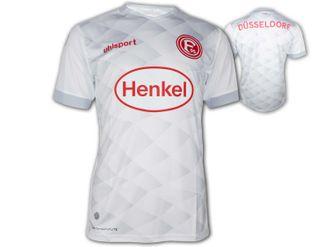 Uhlsport Fortuna Düsseldorf Away Jersey 18/19