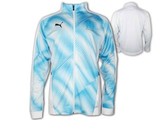 Puma Olympique Marseille Stadium Jacket