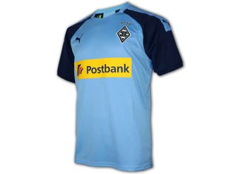 Puma Borussia Mönchengladbach Auswärts Trikot 19/20 – Bild 2