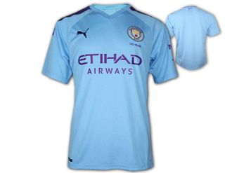 Puma Manchester City Heim Trikot 19/20 – Bild 1