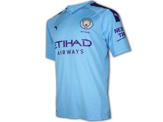 Puma Manchester City Heim Trikot 19/20 – Bild 2