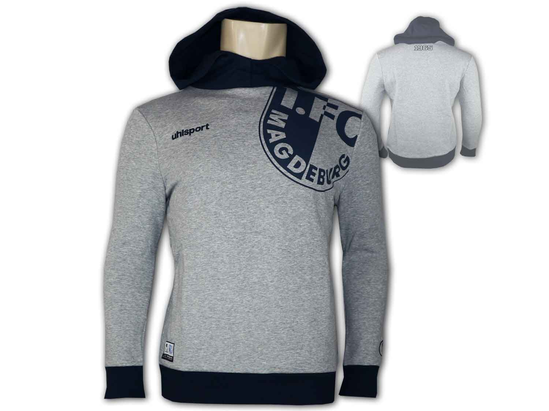 Uhlsport 1.FC Magdeburg Junior Hoodie