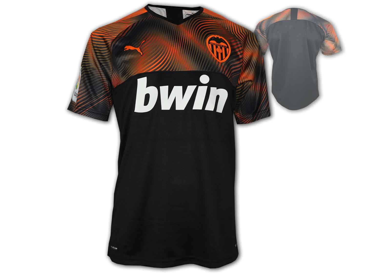 Puma FC Valencia Away Shirt 19/20