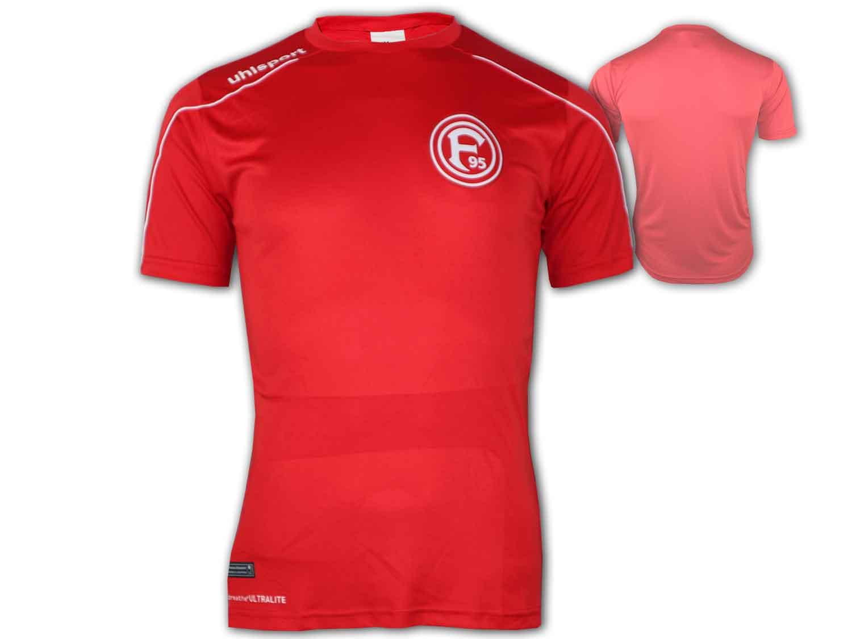 Uhlsport Fortuna Düsseldorf Stream Kinder Shirt