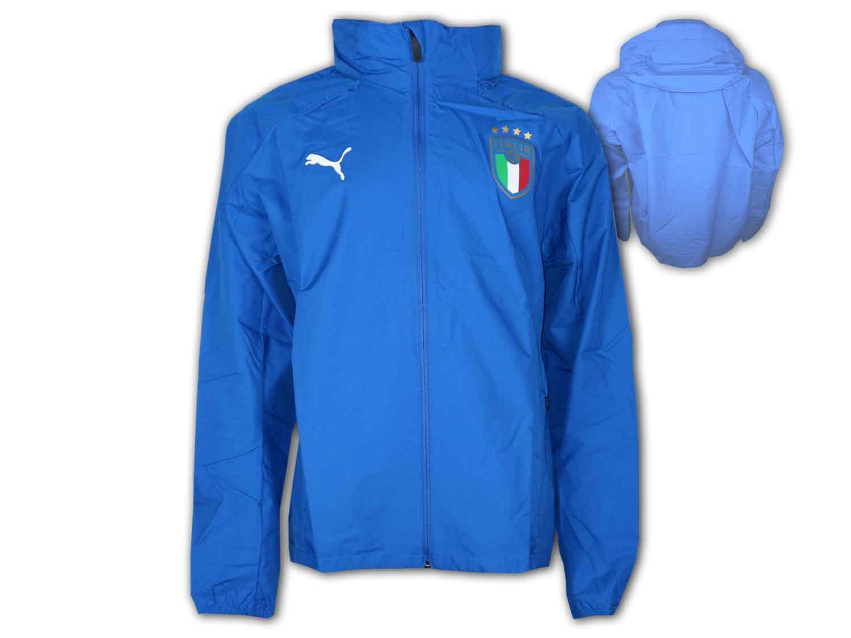 Puma FIGC Italia Rain Jacket
