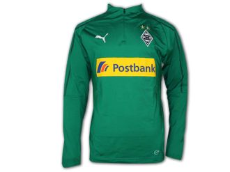 Puma Borussia M´gladbach 1/4 Zip Training Top – Bild 2