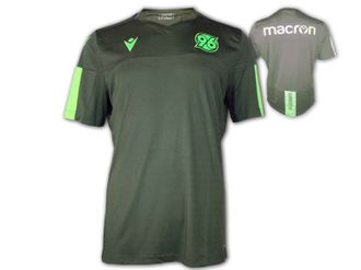 Macron Hannover 96 Training Poly Shirt
