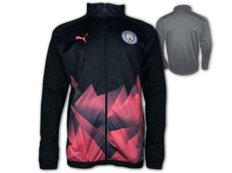 Puma Manchester City Stadium Jacket