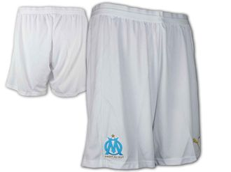 Puma Olympique Marseille Home Short 18/19
