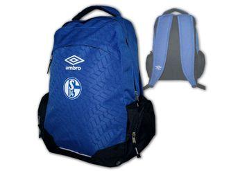 Umbro FC Schalke 04 Rucksack – Bild 1