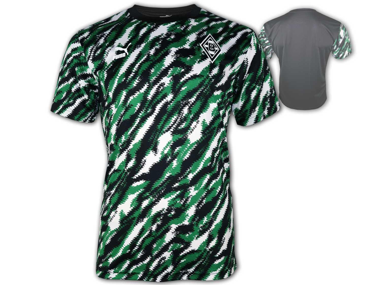 Puma Borussia M´Gladbach Iconic MCS Graphic Tee   Don Pallone