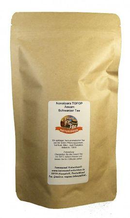 Nonaipara TGFOP Assam Schwarzer Tee Naturideen® 100g – Bild 2