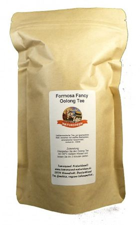 Formosa Fancy Oolong Tee Naturideen® 100g – Bild 2