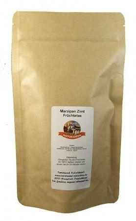 Marzipan Zimt Früchtetee Naturideen® 100g – Bild 2