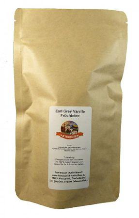 Earl Grey Vanille Früchtetee Naturideen® 100g – Bild 2