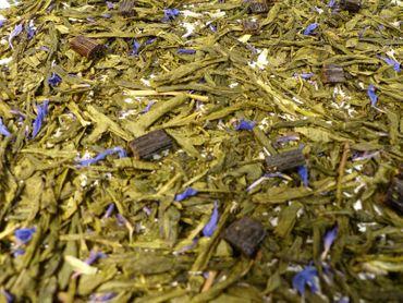 Earl Grey Vanille Grüner Tee Naturideen® 100g