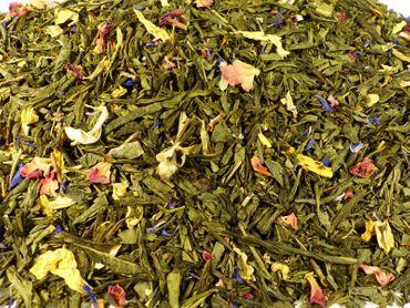 Sunny Green Grüner Tee Naturideen® 100g – Bild 1
