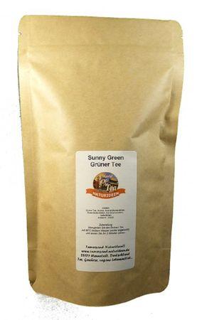 Sunny Green Grüner Tee Naturideen® 100g – Bild 2