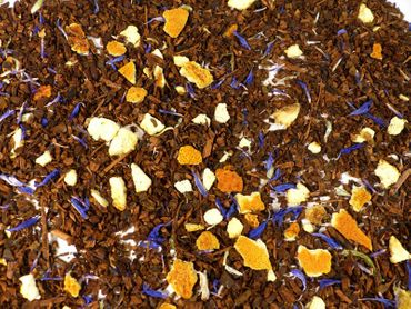 Earl Grey Orange Honeybush Tee Naturideen® 100g – Bild 1
