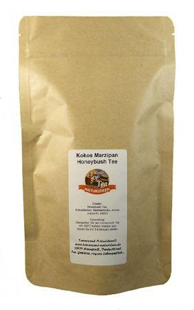 Kokos Marzipan Honeybush Tee Naturideen® 100g – Bild 2